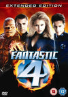 Fantastic Four : The Extended Edition DVD