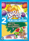 The Lorax/How The Grinch Stole Christmas Double Pack  [2012] DVD