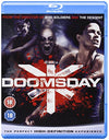 Doomsday  [region Free] Blu-ray