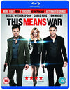 This Means War  [region Free] Blu-ray