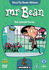 Mr Bean - The Animated Adventures: Number 8 DVD