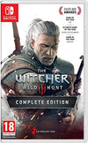 The Witcher 3 - Wild Hunt Complete Edition [Switch]