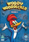 Woody Woodpecker And His Friends: Volume 4 DVD