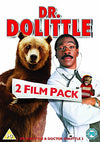 Dr. Dolittle 1 and 2 Double Pack  [1998] [DVD]