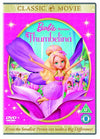 Barbie Presents Thumbelina DVD