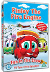Finley The Fire Engine: Fun In The Snow DVD
