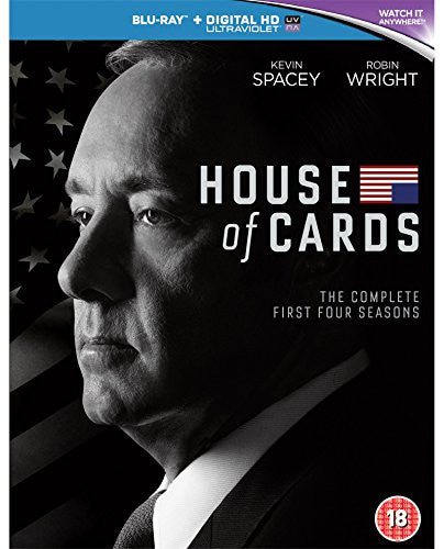 House Of Cards Tv Series On Dvd Blu Ray At Ebuzz Ie Online Store
