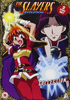 Slayers Evolution - R - Season 4 Pt. 2 DVD