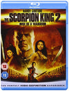 The Scorpion King 2 - Rise Of A Warrior  [Region Free] Blu-ray