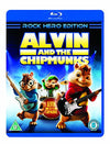 Alvin and the Chipmunks - Munk Rock Edition Blu-ray