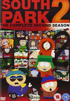 South Park - Season 2 (re-pack) DVD