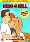 King of the Hill - Season 1-5 DVD