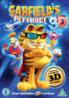 Garfield Pet Force 3D DVD