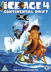 Ice Age 4 - Continental Drift DVD