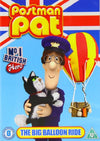 Postman Pat and the Big Balloon Ride DVD