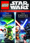 LEGO Star Wars: The Padawan Menace / The Empire Strikes Out Double Pack DVD