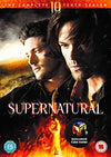 Supernatural - Season 10  [2016] DVD