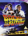 Back to the Future Trilogy  [1985] [Region Free] Blu-ray | Buy Blu-ray online
