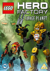 LEGO Hero Factory - Savage Planet  [2012] DVD