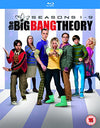 The Big Bang Theory - Season 1-9  [2016] [Region Free] [Blu-ray]