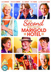 The Second Best Exotic Marigold Hotel  [2015] DVD