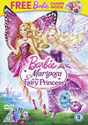Barbie Mariposa and the Fairy Princess (Includes Mariposa Charm)  [2013] DVD