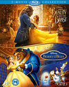 Beauty & The Beast Live Action/Animated Doublepack [Blu-ray] [2017]