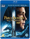 Percy Jackson: Sea of Monsters [Blu-ray 3D + Blu-ray] Blu-ray