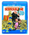 Despicable Me (Blu-ray 3D) [Region Free] Blu-ray