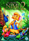 The Secret of NIMH 2: Timmy to the Rescue  [1998] DVD