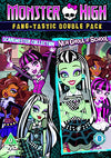 Monster High: New Ghoul at School DVD