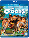 The Croods  [2013] Blu-ray