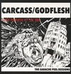 Carcass / Goldflesh: The Earache Peel Sessions (Red