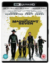 The Magnificent Seven [4k Ultra Hd]  [2016] Blu-ray