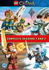 LEGO Legends Of Chima Collection  [2015] [DVD]