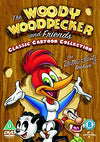 Woody Woodpecker And His Friends: Volumes 1-4 DVD