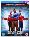 The Night Before  [2015] [Blu-Ray]