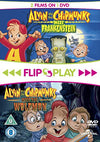 Flip & Play: Alvin and the Chipmunks Meet Frankenstein / Alvin and the Chipmunks Meet the Wolfman DVD