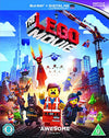 The Lego Movie [Blu-ray + UV Copy] [2014] [Region Free] [Blu-ray]