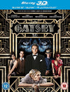 The Great Gatsby [Blu-ray 3D + Blu-ray] [2013] [Region Free] Blu-ray