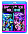 Monster High: Friday Night Frights/Why Do Ghouls Fall In Love?  [Region Free] Blu-ray