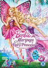 Barbie Mariposa and the Fairy Princess  [2013] [DVD]