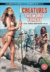 Creatures The World Forgot DVD