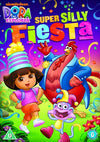 Dora The Explorer: Super Silly Fiesta! DVD