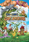 Tom and Jerry's Giant Adventure  [2013] DVD