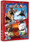 Cats and Dogs 1 and 2  [2010] DVD