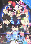 Blue Exorcist Part 2 DVD