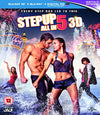 Step Up 5: All In [Blu-ray 3D + Blu-ray] [Region Free] Blu-ray