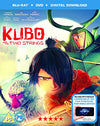 Kubo And The Two Strings  [2016] [Blu-ray]