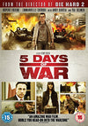 5 Days Of War DVD